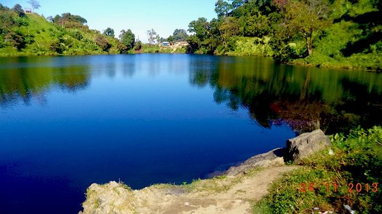 Chittagong City, Bangladesh : Boga lake