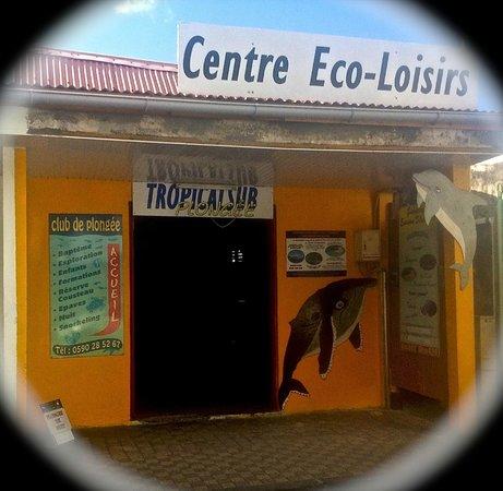 Tropicalsub Diving : Le centre de plongée