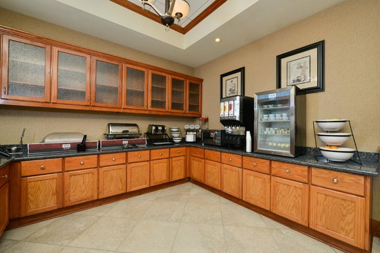 Comfort Inn & Suites North Little Rock: Your Morning Breakfast
