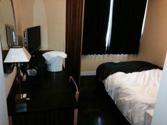 โรงแรมมอนเทอเร่ย์ ลา เซอร์ ฟูกูโอกะ: 部屋