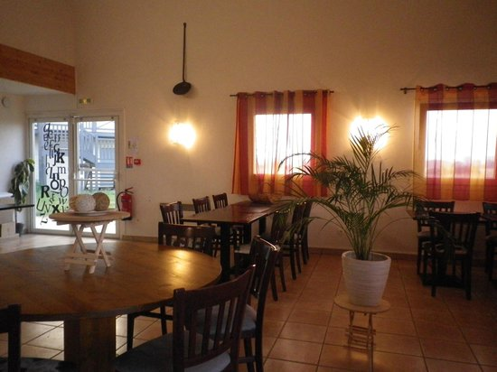 Couett'hotel Mainvilliers: SALLE DE RESTAURANT