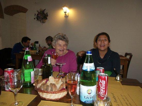 Lunch at Trattoria Ponterotto