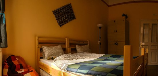 West Side Hostel : Private room