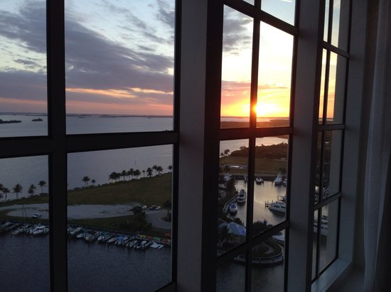 The Westin Cape Coral Resort At Marina Village : Room view