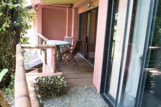 Punta Rosa Boutique Hotel: vista
