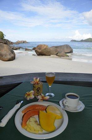 Chez Batista Villas: colazione
