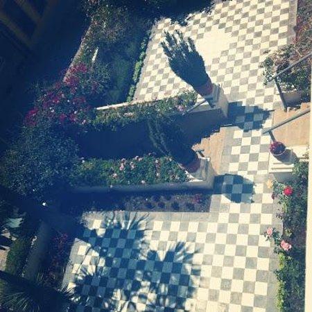 Hotel Casa Thomas Somerscales: Terrazas