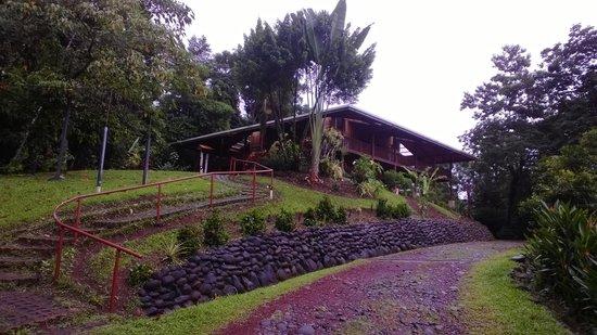 Finca Luna Nueva Lodge : Casa Luna with four rooms