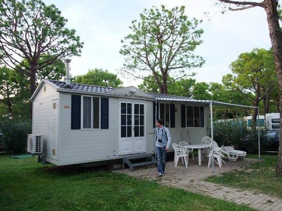 Del Garda Village and Camping : Домик № 343