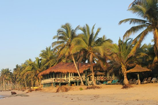 Anomabo Beach Resort And Restaurant