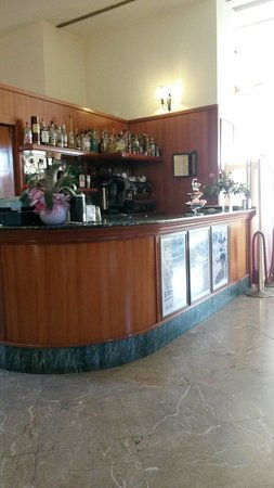 Hotel Italia: Кабачек