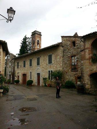 Hotel Borgo San Felice : Vista hotel