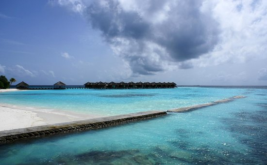 Maafushivaru: Water Villas