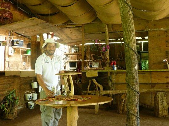El Toledo Coffee Tour : Coffee-maker Gabriel