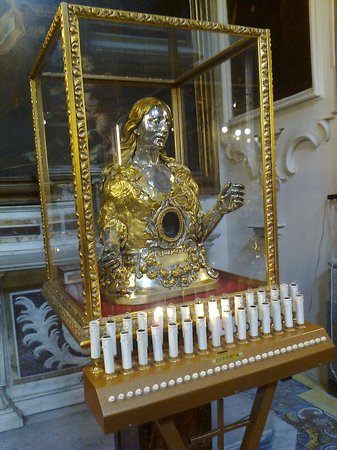 Chiesa di Santa Maria Egiziaca a Forcella