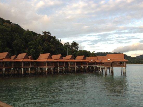 Berjaya Langkawi Resort - Malaysia : 水上コテージ