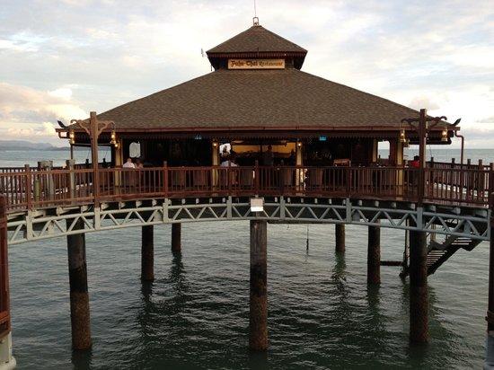 Berjaya Langkawi Resort - Malaysia : パーン・タイレストラン