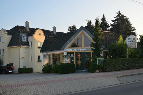 Hotel 2 Länder: Hotel mit Gasträumen