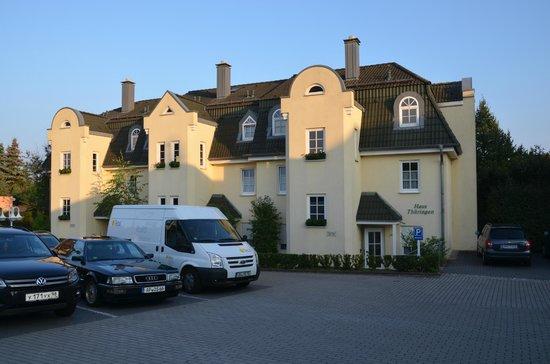 Hotel 2 Länder: Hotel mit Zimmer