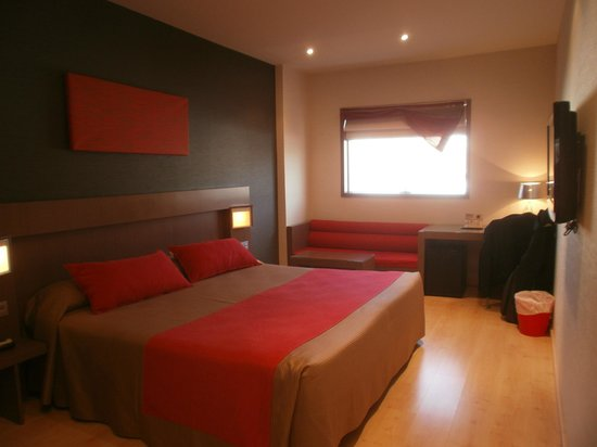 Allegro Granada: Habitación