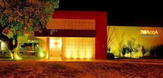 Restaurante Boa Vida: fachada