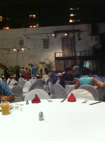 Hotel Barcelo Ixtapa Beach Resort: Restaurante Mexicano