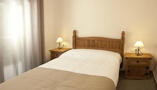 Rural Montseny: Dormitorio
