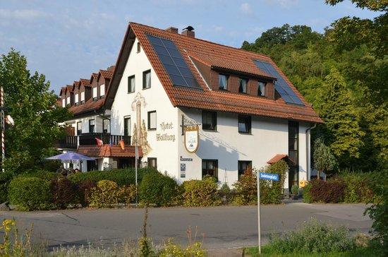 Hotel Landgasthof Wallburg