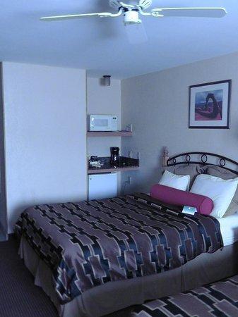 Aarchway Inn: Bett