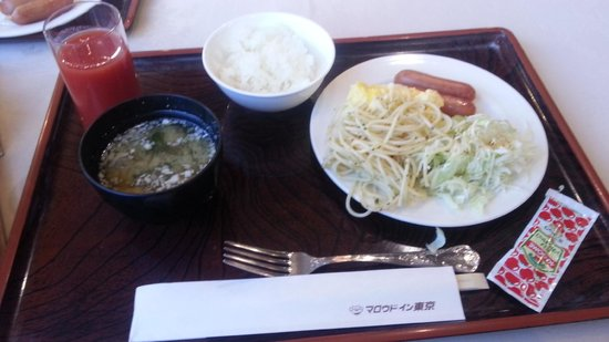 Chinese Restaurant Marroad, Fuchu