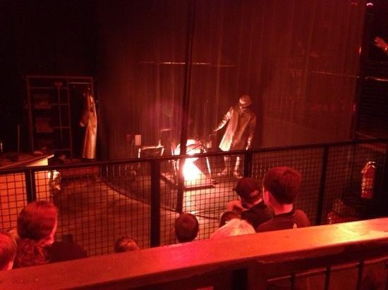 Bishop Museum: Molten Lava