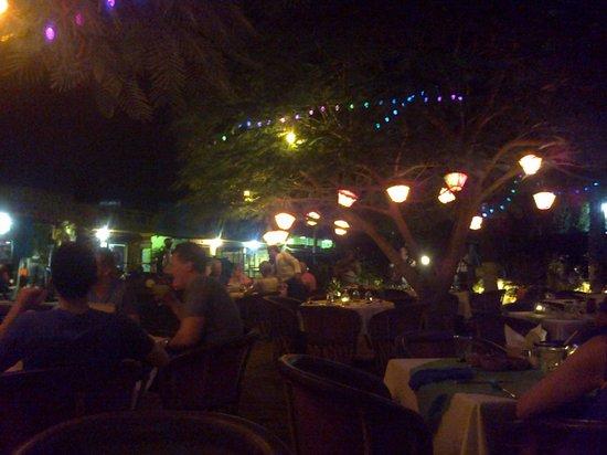 Maria Corona Restaurant: Vista del exterior