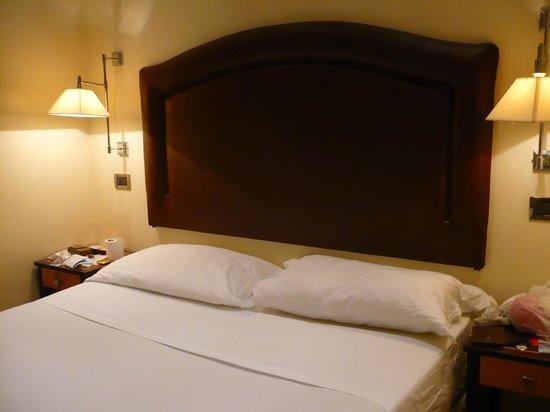 Giolitti Hotel Rome : lovely room
