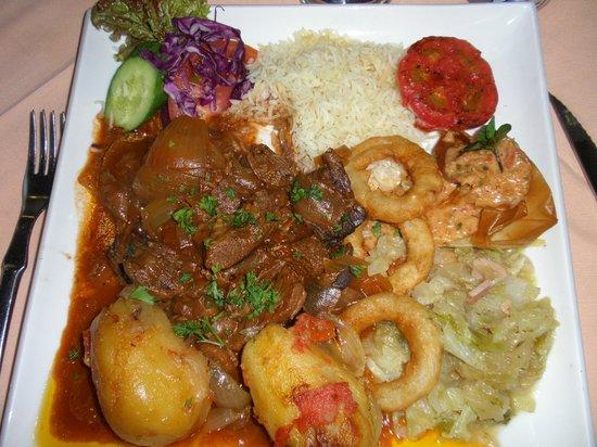 Limelight Taverna: Beef Stifado