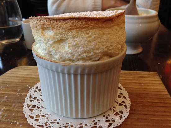 La Regalade Saint-Honore : 甜點舒芙蕾