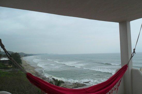 Villa de Los Suenos: View of the Ocean from the Whale Room