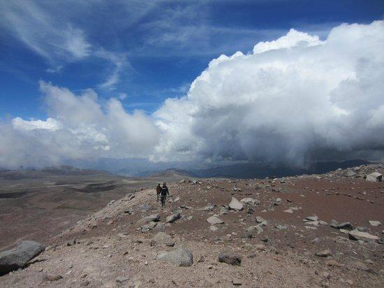 Biking Dutchman: Chimborazo