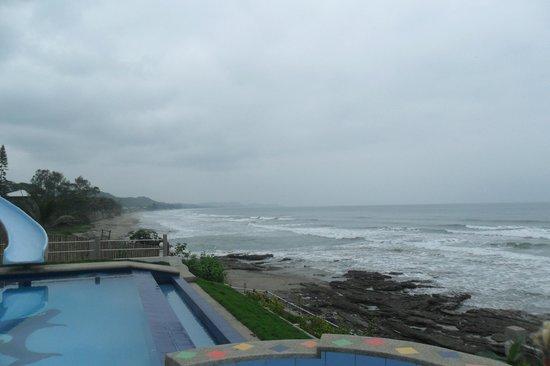 Villa de Los Suenos: View of the Pool/Hot Tub