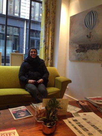 Hotel Crayon by Elegancia: Lobby
