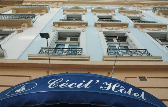 Citotel Cecil Hotel: BIENVENUE