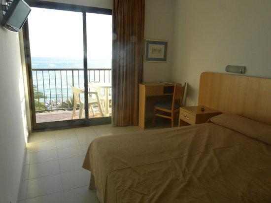 Hotel Montemar: номер
