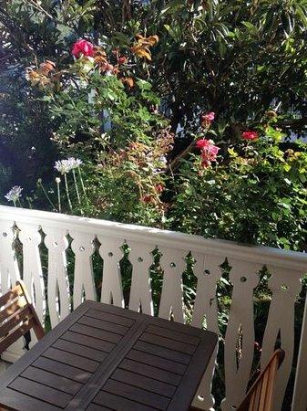 Tsilaosa Hotel and Spa: et voila pour les fleurs !