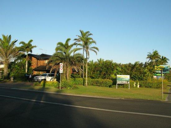 Ballina Palms Boutique Motel: The Ballina Palms