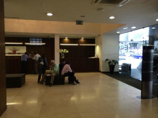 Skyna Hotel Luanda: Lobby