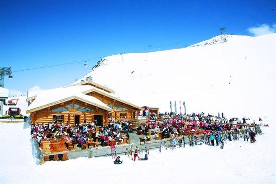 Restaurant Altitude la Toura Photo