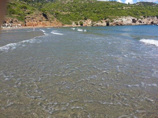Lafodia Hotel & Resort: Šun beach