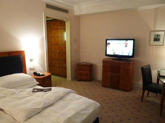 Hotel Fürstenhof, a Luxury Collection Hotel, Leipzig: Zimmer