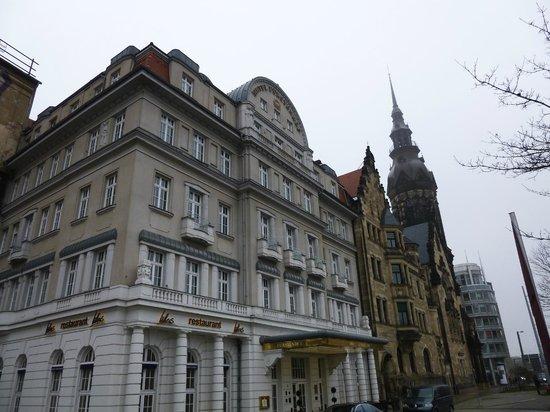 Hotel Fürstenhof, a Luxury Collection Hotel, Leipzig: Außenansicht