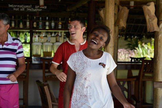 Kole Kole - Baobab Resort Diani: Het Animatie Team