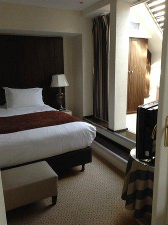 Le Pera: camera da letto